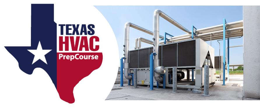 Texas HVAC Prep Course Webinar